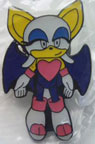Rouge Fan Pin