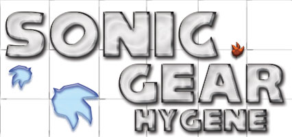 Sonic the Hedgehog Hygene Title Card