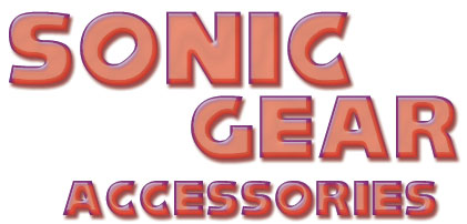 Sonic the Hedgehog USA Accessories TitleCard