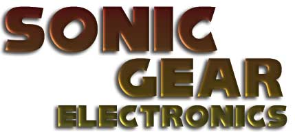 Sonic The Hedegehog Electronics