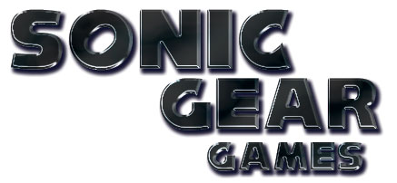 Sonic Gear Games Title