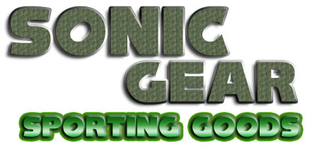 Sonic the Hedgehog Sporting Goods Title