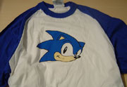 company only Sonic head shirt
