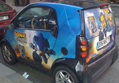 Mini Unleashed Skin Promo Euro Car