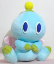 Neutral Chao Plush