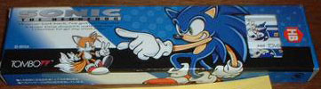 Tombo Sonic X Like Pencils in box