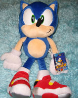 Ultra Great Shoes Sonic Plush