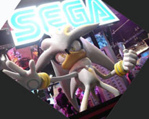 Silver the Hedgehog E3 Display Statue