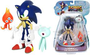 Jazwares Sonic the Hedgehog Action Figures
